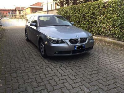 usata BMW 523 Serie 5 (E60/E61) cat Futura