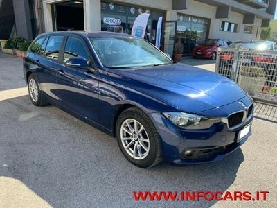 usata BMW 318 d Touring 150 CV BUSINESS ADVANTAGE