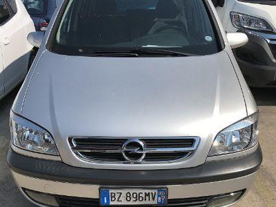 usata Opel Zafira 2,2 TDI ELEGANCE - 2003
