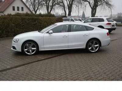 brugt Audi A5 Sportback 2.0 Tdi Multitronic 8-gang Klima