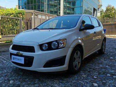 usata Chevrolet Aveo Aveo1.2 70CV 5 porte LS