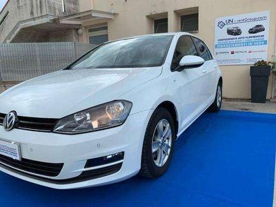 usata VW Golf 1.6 TDI 90 CV 5p. Tech&Sound BlueMotion Technology