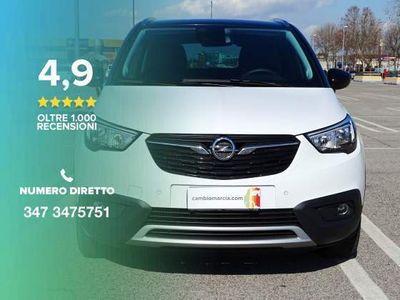 usata Opel Crossland X 1.6 ECOTEC diesel 8V 120 CV Start&Stop U