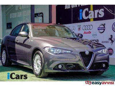 gebraucht Alfa Romeo Giulia 2.2 Turbodiesel 180 CV AT8 Eco Bu