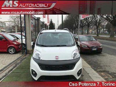 gebraucht Fiat Qubo 1.3 MJT 95 CV Lounge*km 0*Pari Al Nuovo