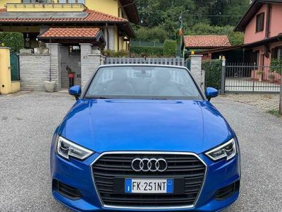 usata Audi A3 Cabriolet A3 2.0 TDI S tronic Business