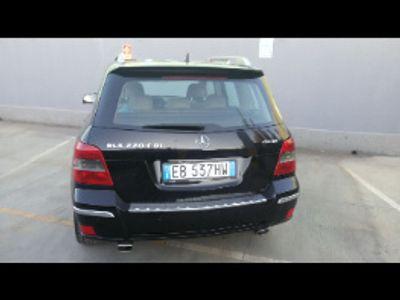 usata Mercedes GLK220 4 matic