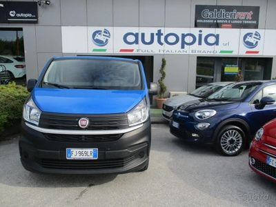 brugt Fiat Talento 1.6 TwinTurbo MJT 125CV PL Piana