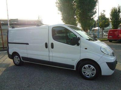 used Opel Vivaro CDTI - LONG