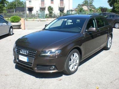 usata Audi A4 Avant 2.0 TDI 120 CV