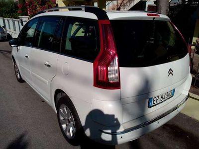 used Citroën Grand C4 Picasso 1.6 e-HDi 110 FAP CMP6 Sed