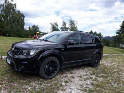 usata Fiat Freemont 2.0 Mjt 170 CV 4x4 aut. Black C