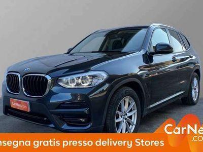 usata BMW X3 Sdrive 18d Business Advantage Automatico