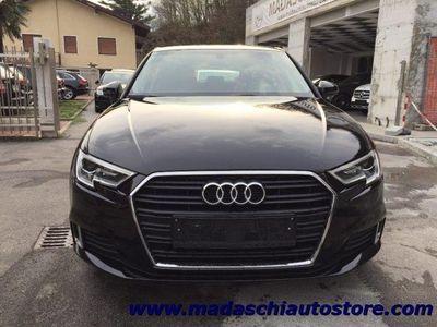 usata Audi A3 SPB 1.6 TDI S-tronic Sport MY18