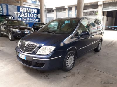 usata Lancia Phedra 2.2 jtd EXECUTIVE FULL 7 POSTI