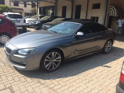 usata BMW 640 Cabriolet d Futura