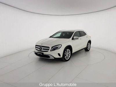 usata Mercedes 170 GLA GLA-X156 2014 220 d (cdi) Sport 4maticauto