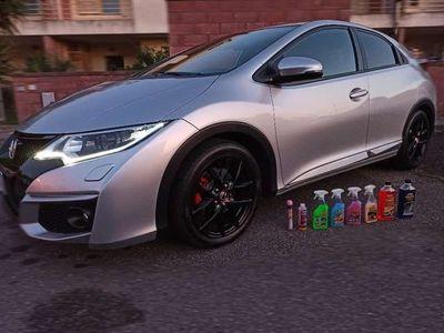 usata Honda Civic 1.6 i-DTEC Lifestyle Navi ADAS Sport