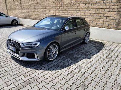 usata Audi RS3