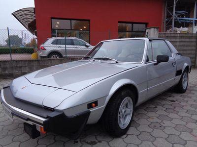 usata Fiat X 1/9 five speed