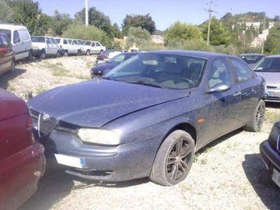 usata Alfa Romeo 156 usata del 2001 ad Accettura, Matera