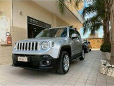 usata Jeep Renegade Limited 2.0 140 Cv Cambio Automatico