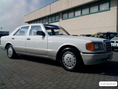 usata Mercedes S260 Serie(W126) - 1990-TETTO-CLIMA