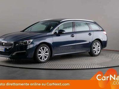 usata Peugeot 508 SW Bluehdi 120cv Eat6 S&s Aut. Business