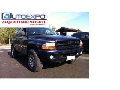 usata Dodge Durango 4X4 5.9 7 posti+NAVI+GANCIO TRAINO