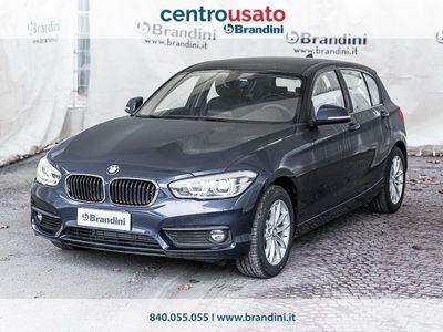 usata BMW 116 Serie 1 F/20-21 2015 d Digital Edition 5p