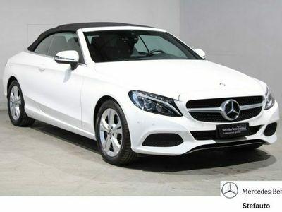 usata Mercedes C220 d Cabrio Executive