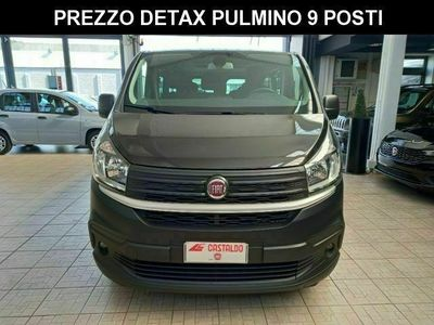 usata Fiat Talento 1.6 TwinTurbo MJT 145CV PASSO LUNGO 9 POSTI