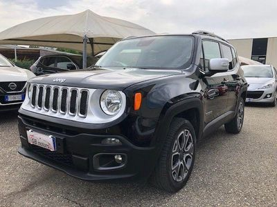 used Jeep Renegade 2.0 Mjt 140CV 4WD Active Drive Limited