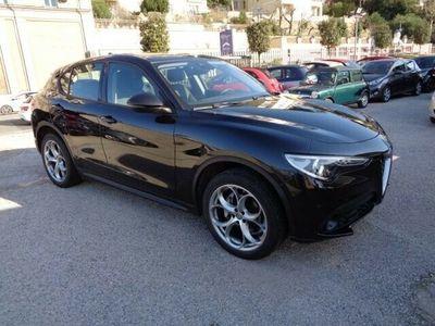 """usata Alfa Romeo Stelvio 2200 jtdm at8 q4 210cv navi camera""""20 italia"""
