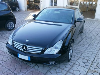 usata Mercedes CLS320 CDI Chrome