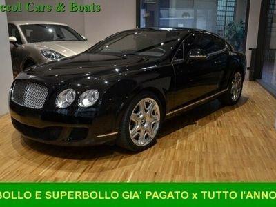 usata Bentley Continental GT*MULLINER INT.+EXT.*ALLUMINIO ANODIZ*