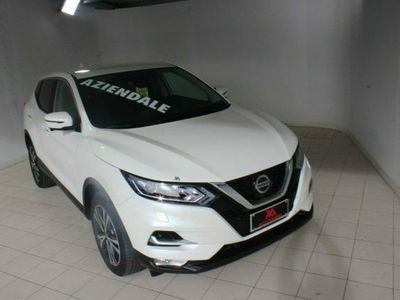 usata Nissan Qashqai 1.3 DIG-T Fari Led N-Connecta