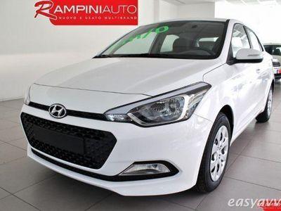 brugt Hyundai i20 1.1 CRDi 5 Anni di Garanzia OK Neopatentati km 0