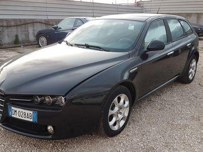 brugt Alfa Romeo 159 1.9 multijet SPORTWAGON- 2007