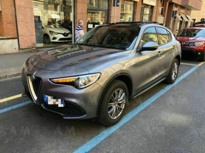 usata Alfa Romeo Stelvio 2.2 Turbodiesel 210 CV AT8 Q4 Business