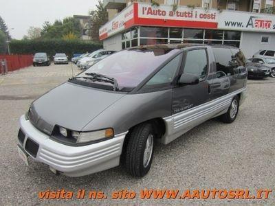 "usata Pontiac Trans Sport 3.1cc 7 Posti Automatica""asi""da Vetrina!! Usato"