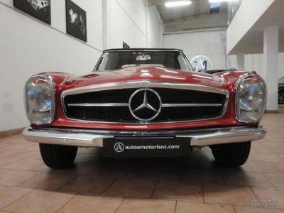 usata Mercedes 230 230 SLPAGODA 3 posti TARGA ORO