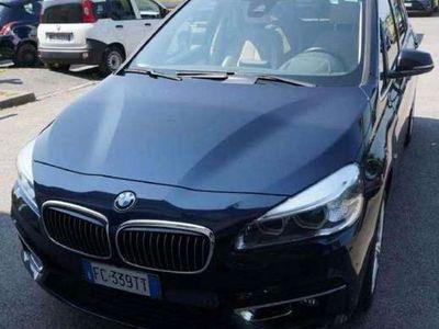usata BMW 218 Gran Tourer d Luxury *Navi,Pelle,Sensori