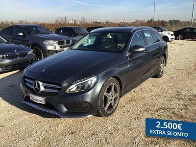 usata Mercedes 220 CLASSE C SW C SWd (BT) Premium auto