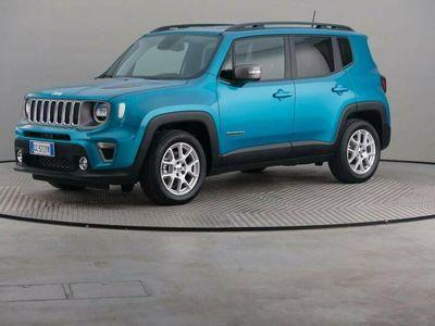 usata Jeep Renegade 1.3 T4 150cv Limited