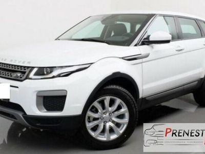 brugt Land Rover Range Rover evoque 2.0 TD4 150 CV 5p. aut. SE navi fari led garantita rif. 11484290