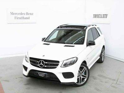 usata Mercedes GLE500 e 4Matic Premium