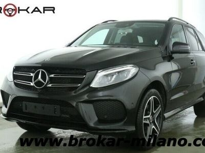 usata Mercedes GLE350 d 4Matic AMG + Black Pack