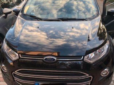usata Ford Ecosport 1.5 TDCi 90 CV Titanium