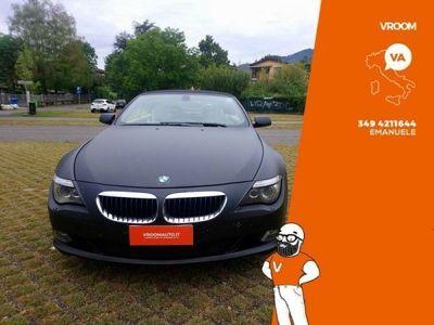 usata BMW 630 Cabriolet Serie 6 (E63/E64) i cat
